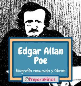 Edgar Allan Poe para niños