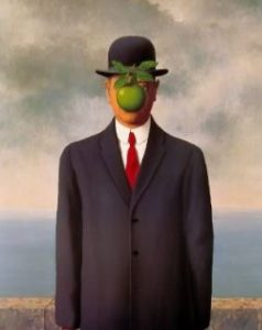 El Hijo del Hombre - Rene Magritte