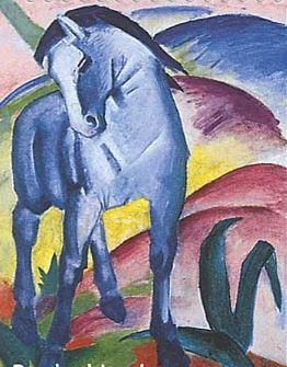 El Jinete Azul Kandinsky