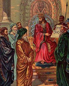 El Sabio Rey Salomón