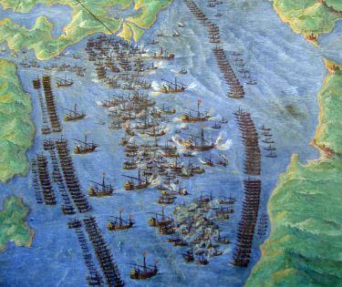 Historia del Mar Mediterraneo