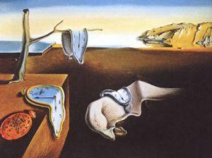 La Persistencia de la Memoria - Salvador Dali
