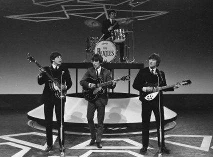 Los Beatles en el Ed Sullivan Show
