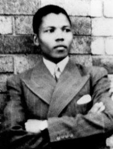 Nelson Mandela y el Apartheid