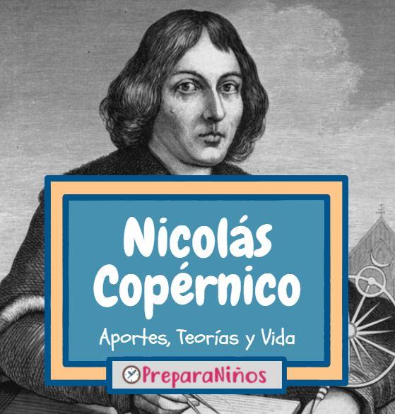 Nicolas Copernico para niños