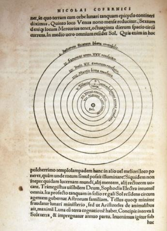 Obra de Nicolas Copernico