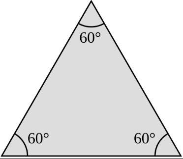 Que es un triangulo equilatero