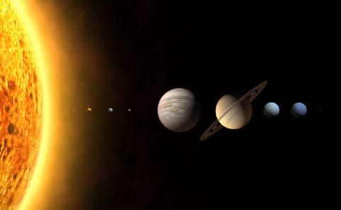 Sistema Solar Copernico