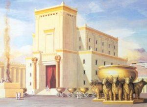 Templo del Rey Salomon en Jerusalen