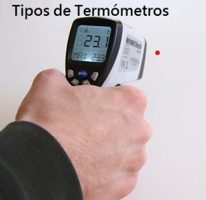 Tipos de Termómetros: Como funciona un termómetro?