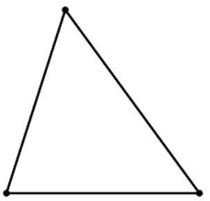 Triangulo agudo