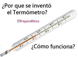 Para qué se inventó el termómetro