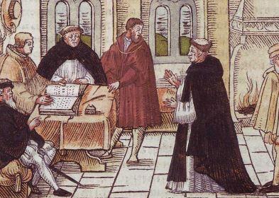 Biografia de Martin Lutero resumida
