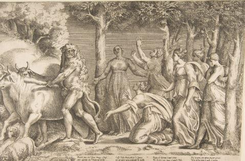 Hercules mito para niños