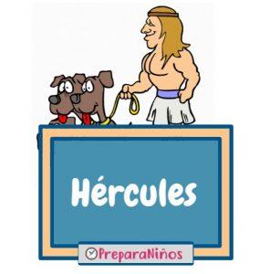 Hercules para ninos