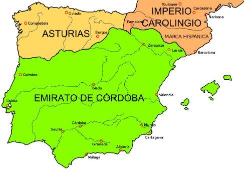 Musulmanes en la Peninsula Iberica