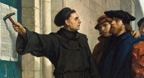 Reforma Protestante de Martin Lutero