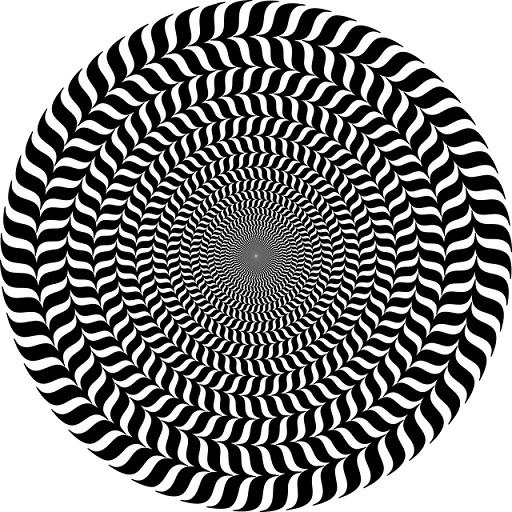 Los Sentidos para Niños: Ilusión óptica