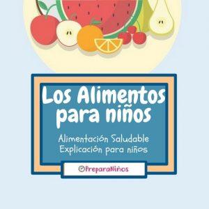 Los Alimentos: Explicación para Niños
