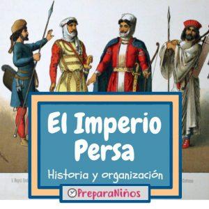 El Imperio Persa para niños
