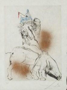 Fausto - Salvador Dalí