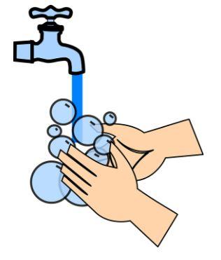 Importancia de lavarse las manos para niños
