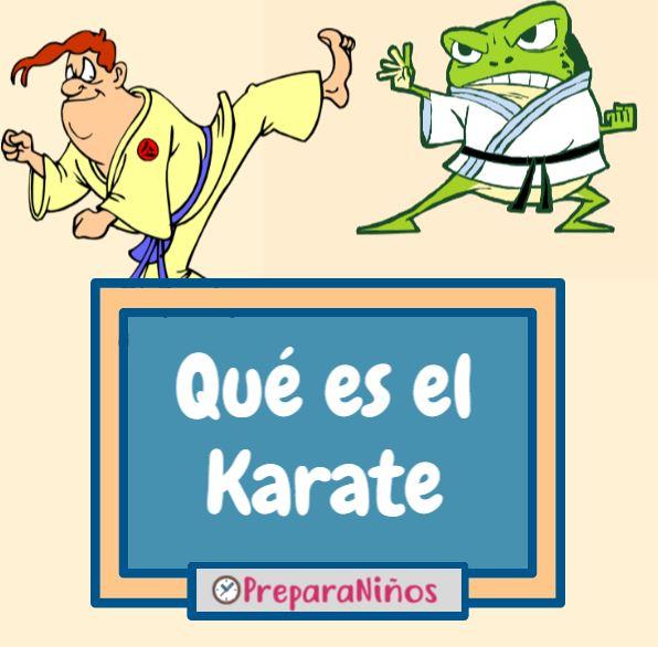 ¿Qué Es El Karate? Beneficios e Historia del Karate para Niños