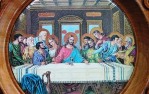 La ultima cena de Jesus