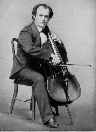 Leo Schulz historia del cello