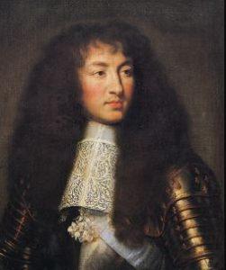 Luis XIV Joven