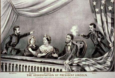 Muerte de Abraham Lincoln