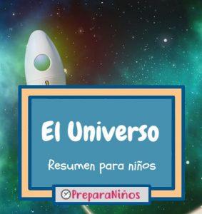 Qué es el Universo para niños