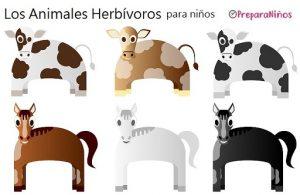 Qué comen los Animales Herbívoros?
