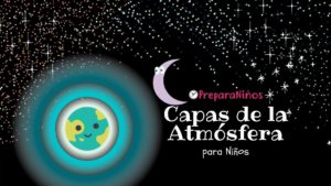 Capas de la Atmósfera explicación para niños