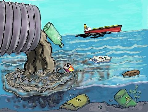 Impacto Ambiental contaminación del Agua