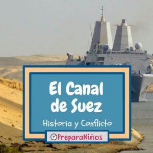 Qué es el Canal de Suez