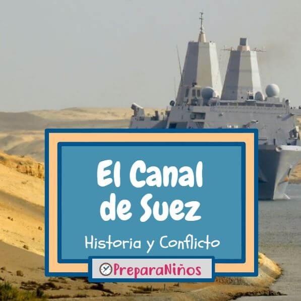 El Canal de Suez: Historia y Conflicto (Resumen)