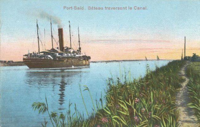 Importancia del Canal de Suez