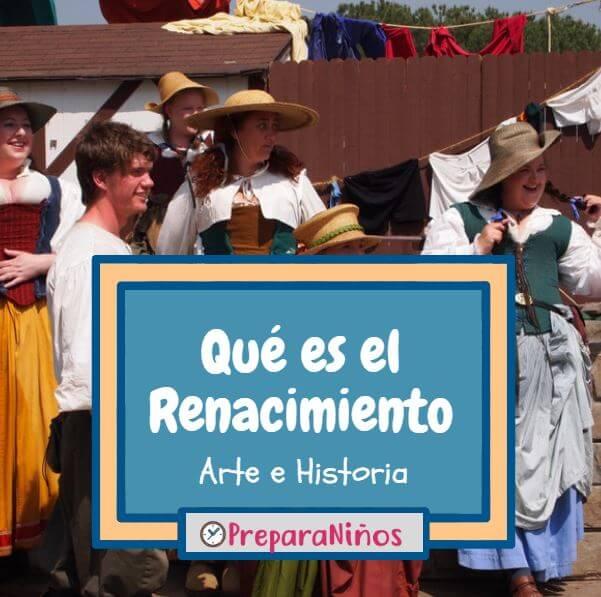 Resumen del Renacimiento: Humanismo, Sociedad, Arte e Historia