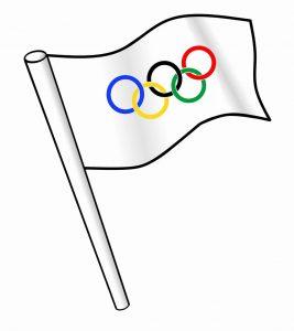 Bandera de los JJOO