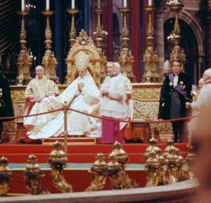 Como se elige el Papa