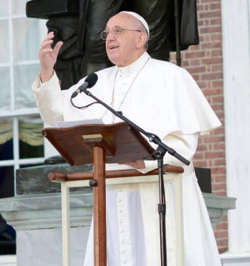 El Papa Francisco para niños