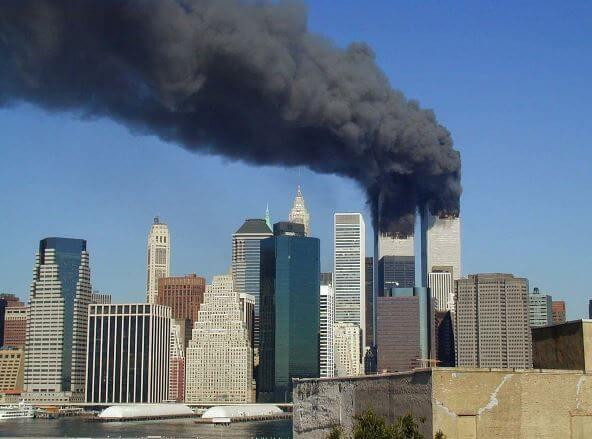 11 de septiembre Nueva York