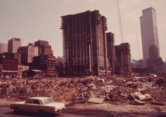 Historia del WTC