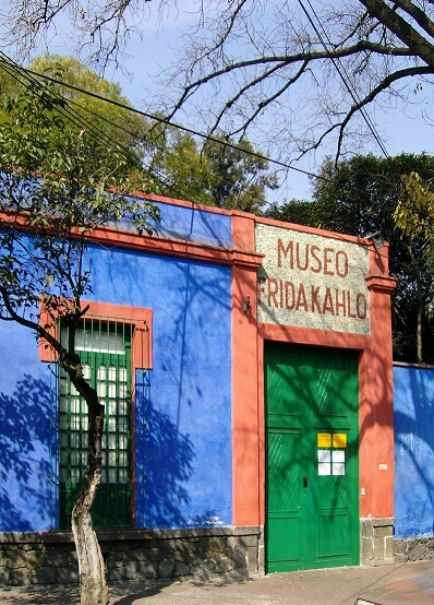 Museo de Frida Kahlo La Casa Azul